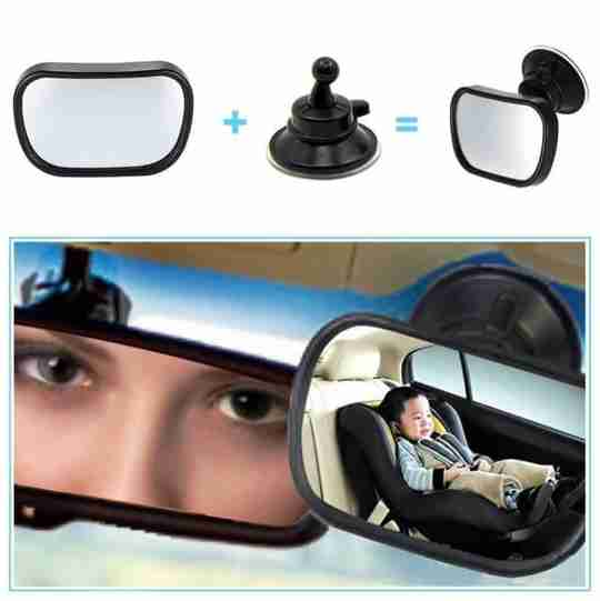 Baby Monitoring View Mirror - Infant Kingdom
