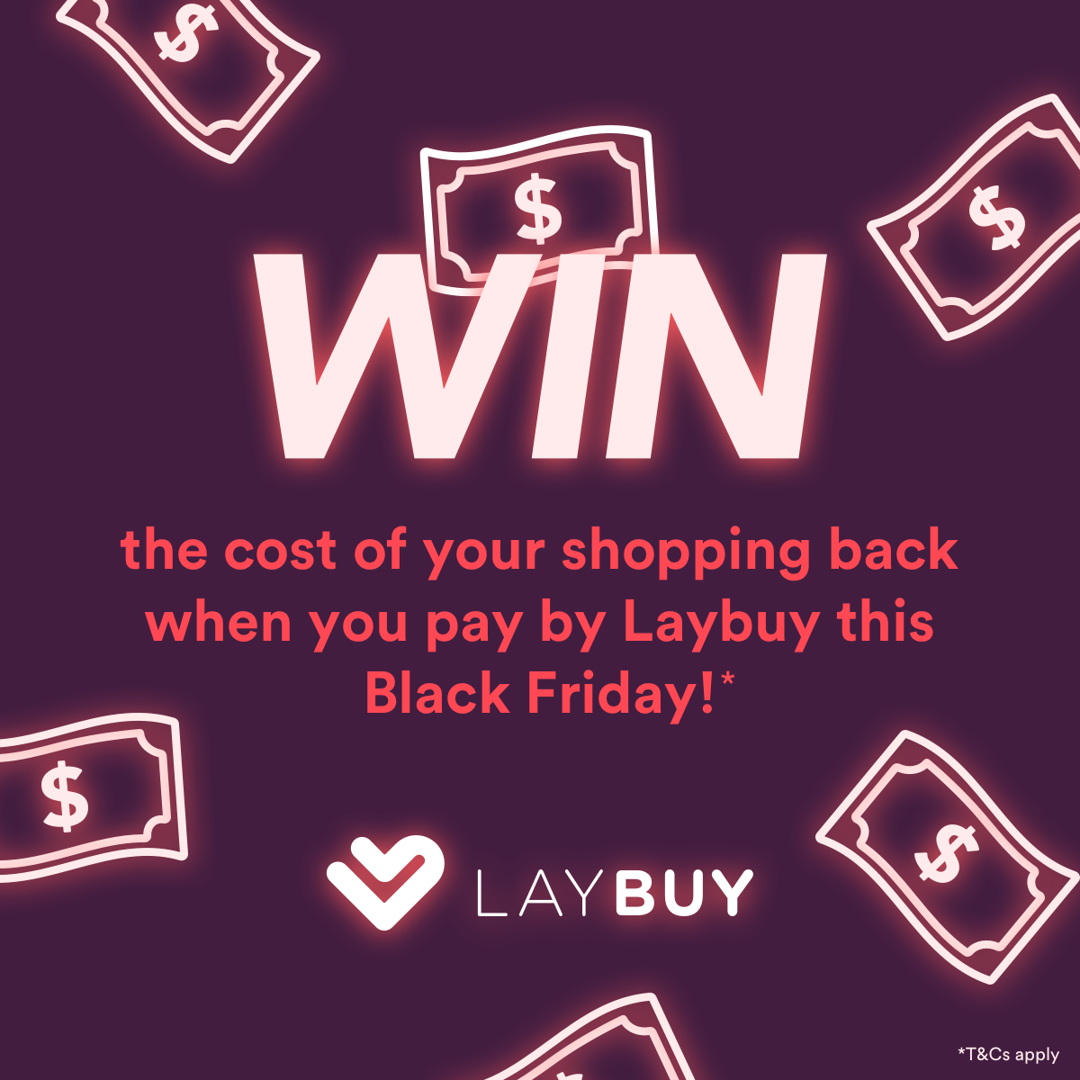 LayBuy lets you pay things off in 6 instalments and works for Aus, UK, NZ customers!