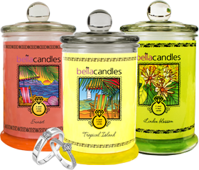 3x Candle Special Offer