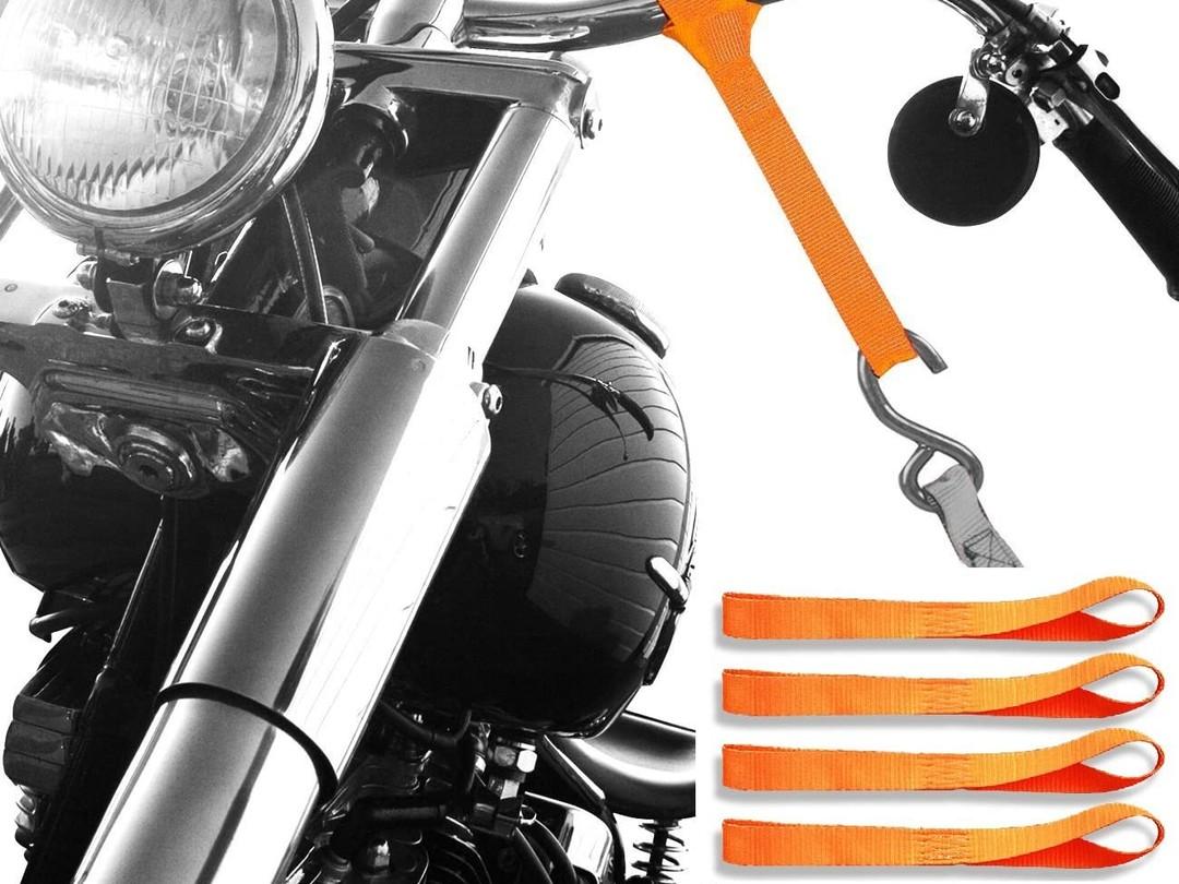 Badass Moto Ultimate Soft Loop Ties