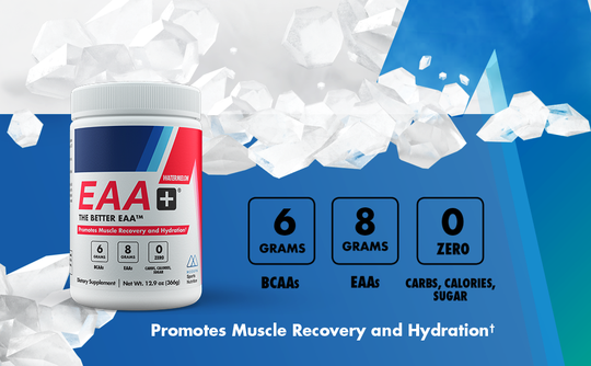 Modern's EAA+ Essential Amino Acid Supplement Powder Drink Mix