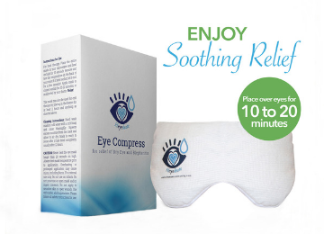 Stye Relief Kit Eye Compress