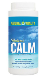 Natural Vitality Calm