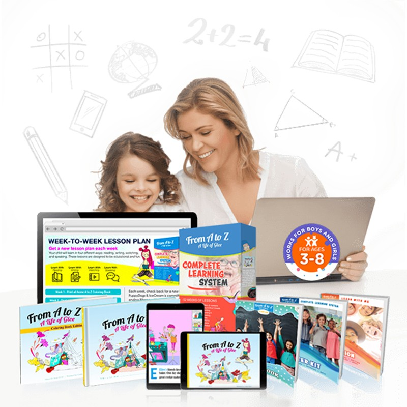 The Complete A-to-Z Learning System (Select Your Package)