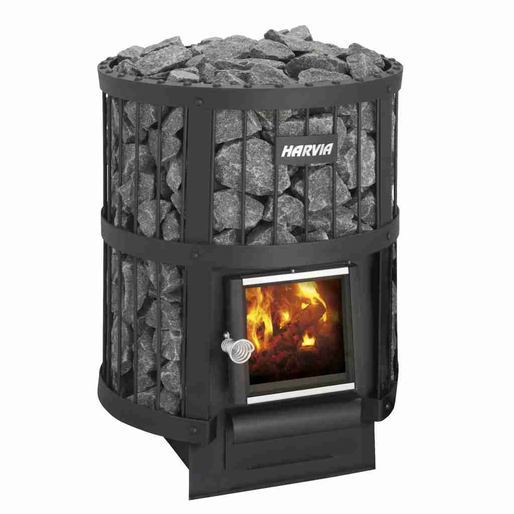 Image of a Harvia Legend Wood Burning Heater