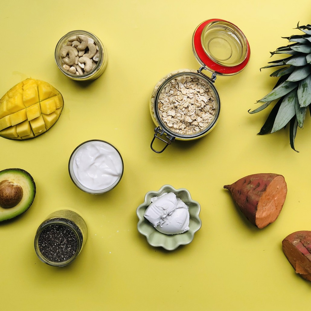 banana substitutes in smoothies