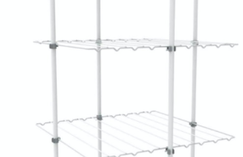 clothes horse flexible rack