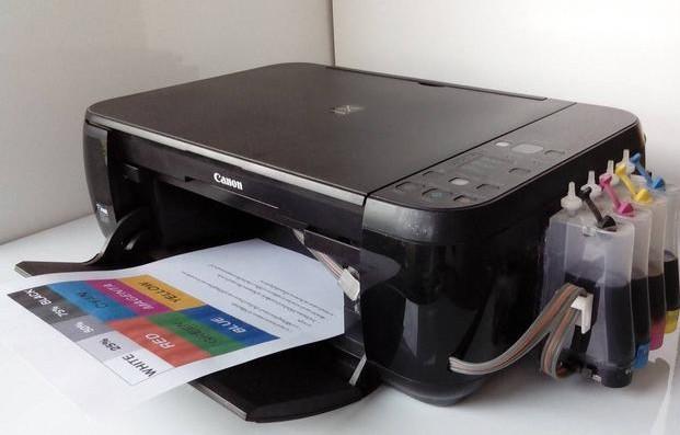 merawat printer