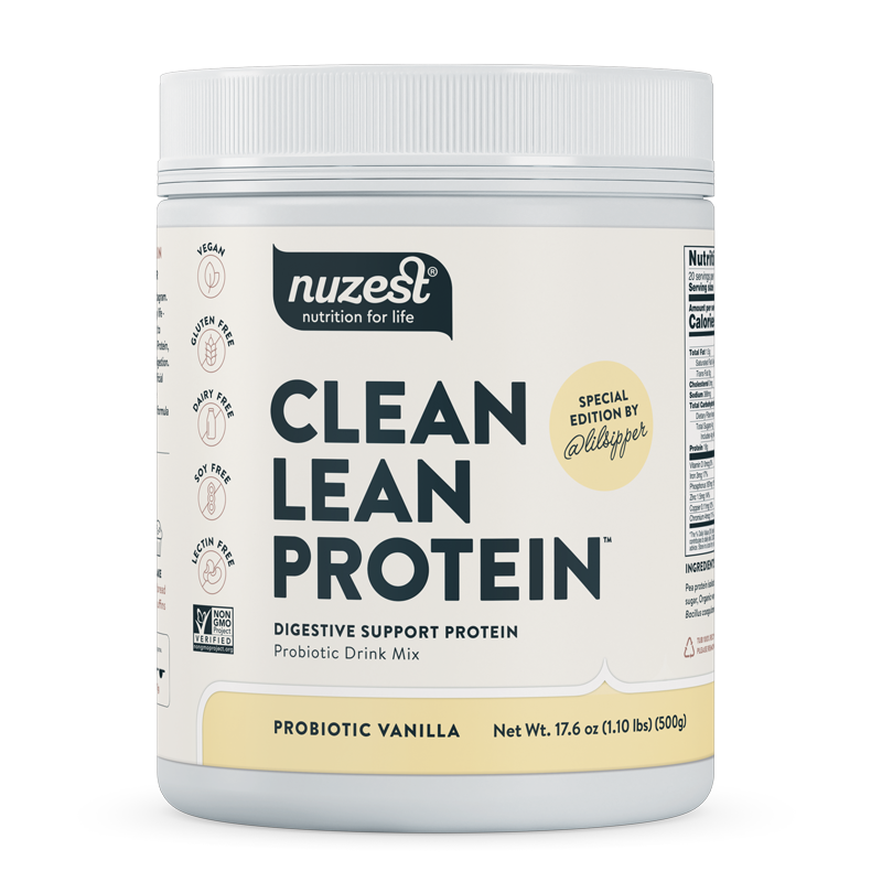 Digestive Support Protein - Probiotic Vanilla - 1 Container