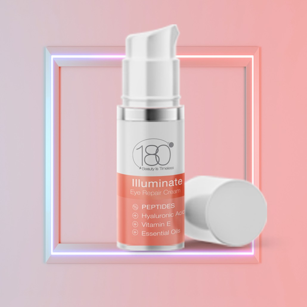 Brightening Firming Eye Cream