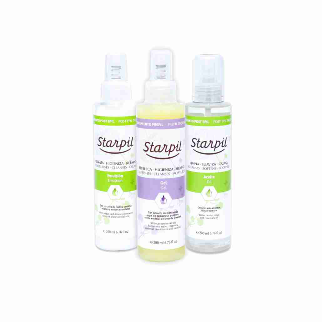 Starpil Essential Pre & Post Treatment