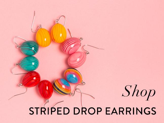 Shop Easter Egg Earrings