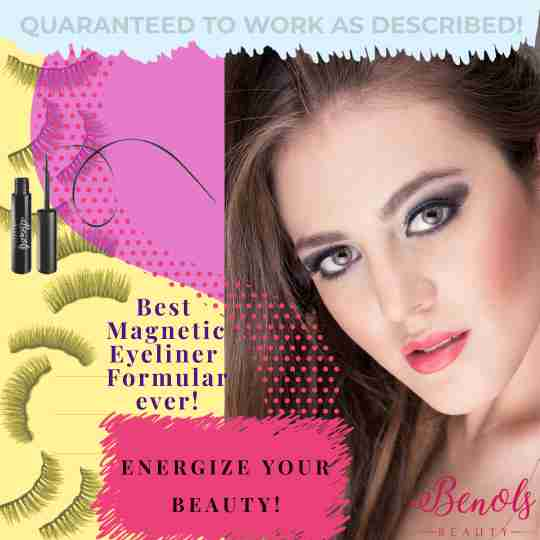 Benols beauty Magic eyeliner and lash set - Beauty Diva