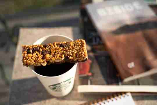 This Saves Lives Breakfast Bars
