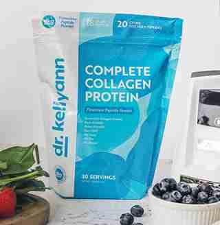 Dr. Kellyann complete collagen protein