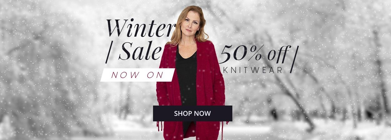 Winter Sale 50% Off
