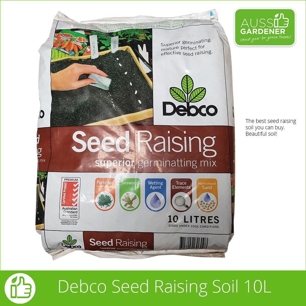 Debco Seed Raising Soil