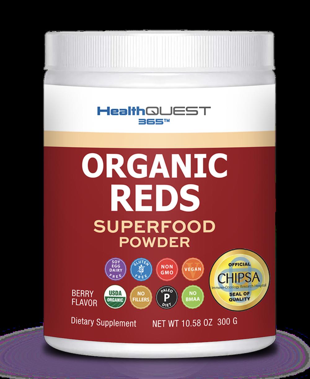 Organic Reds
