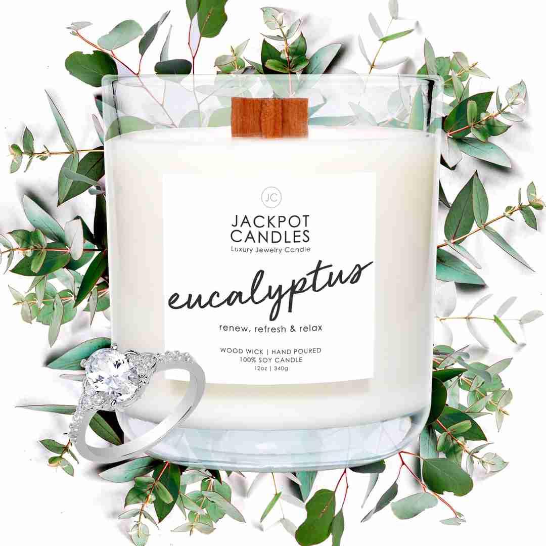 eucalyptus jackpot candles