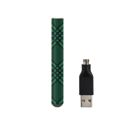 Emerald Plaid HIGHLIGHTER® Battery