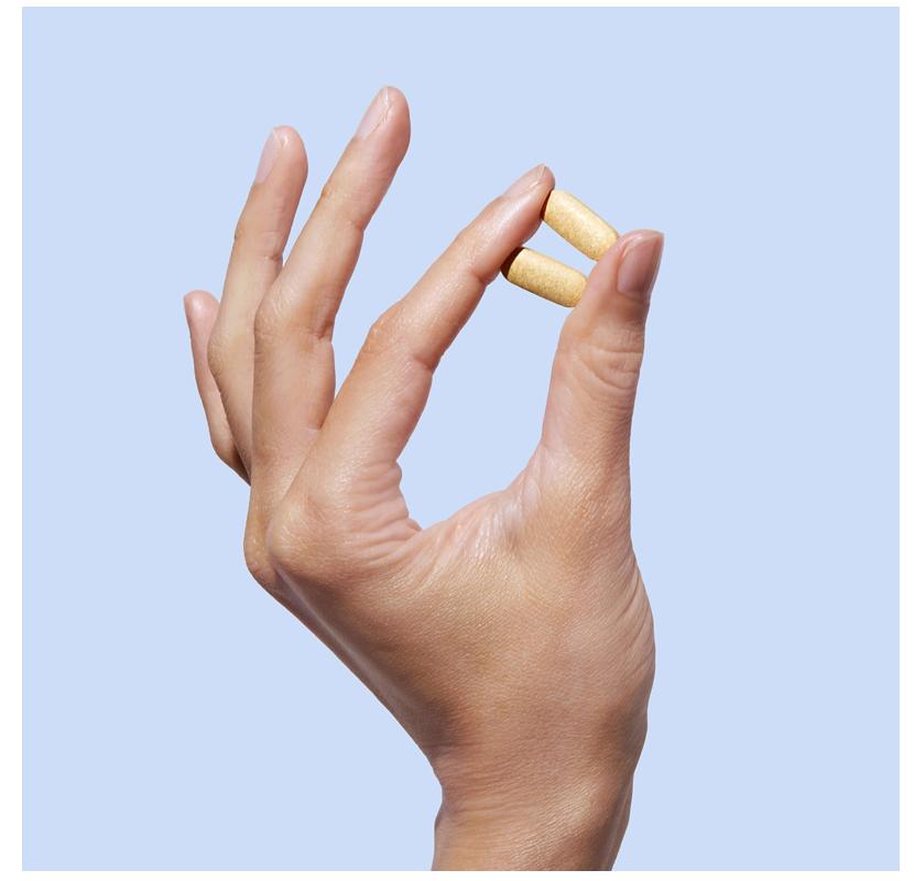 Multi Vitamins Image