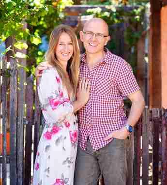 Brian and Kaylene Chapman - Power Planter owners - True Blue Aussie Gardener