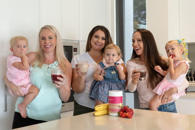 We make losing weight easy for breastfeeding mums