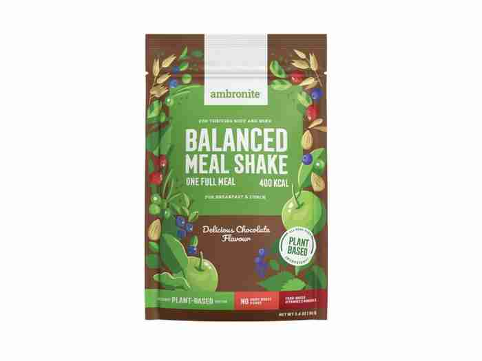 Balanced Meal Shake ateriapussi