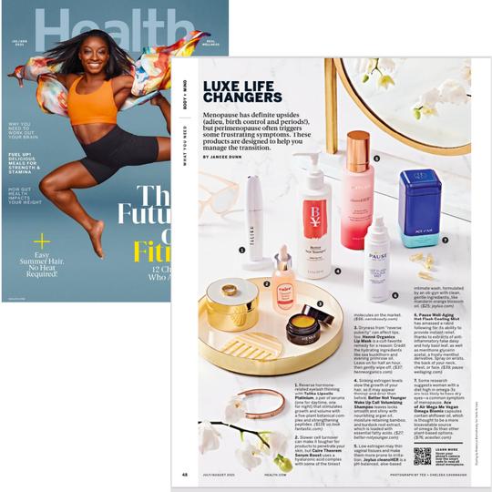Health Magazine | Caire Beauty
