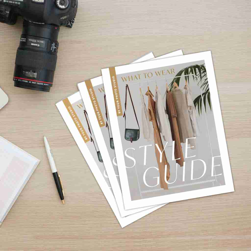 what to wear photographer style guide
