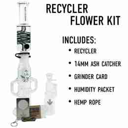 recycler and ash catcher