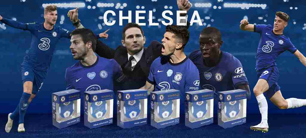 Chelsea FC Signables Collection