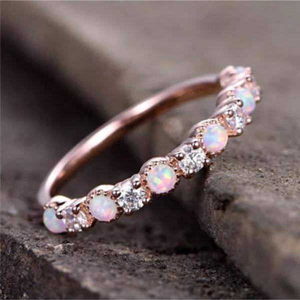 Madison Opal Ring