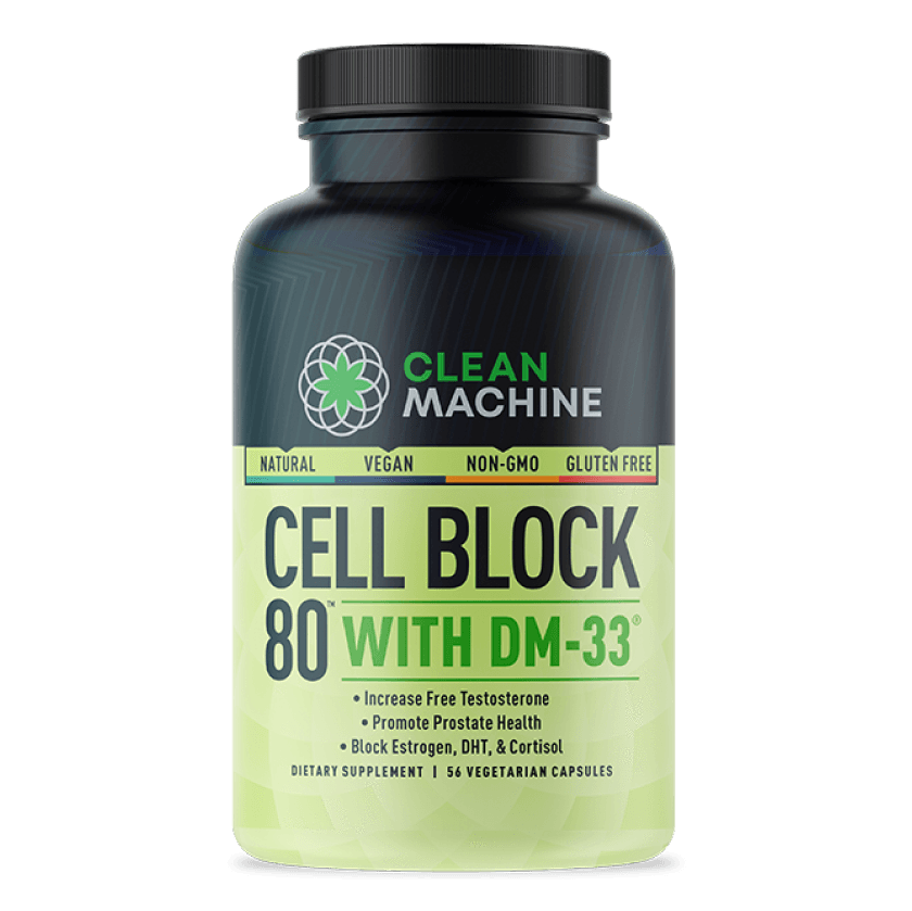 Clean Machine - Cell Block 80