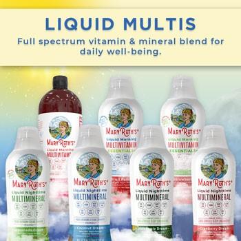MaryRuth Organics Liquid Multis