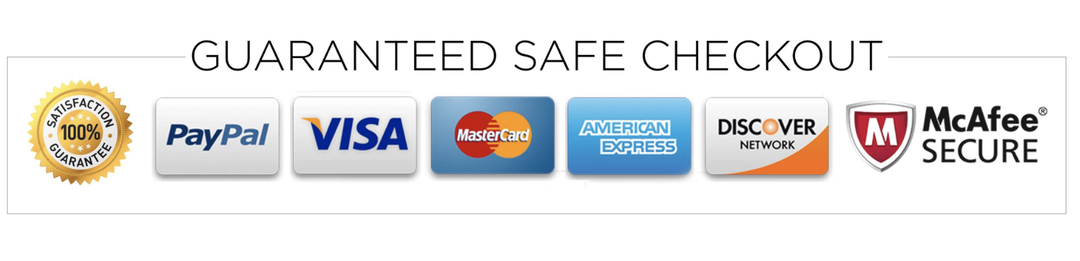 Safe Checkout Payment Options