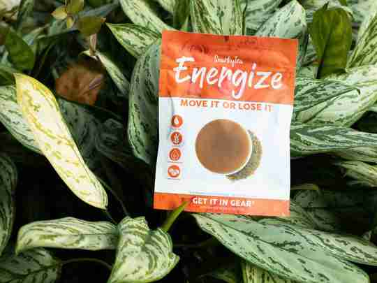 energize tea best for before a workout