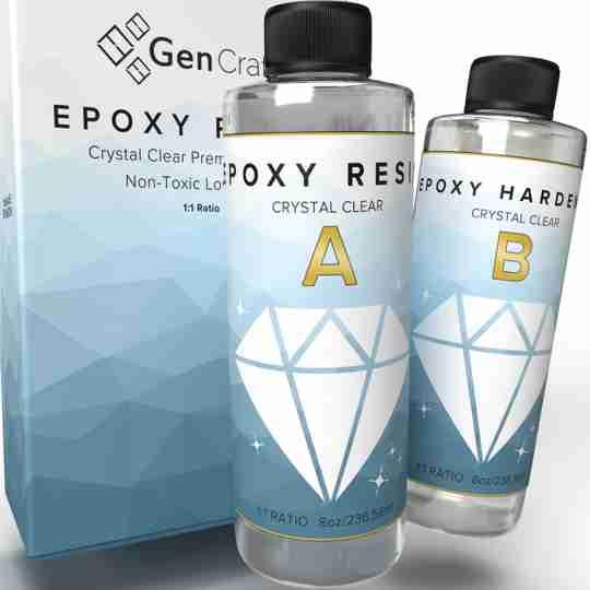 16 oz Epoxy Resin Kit
