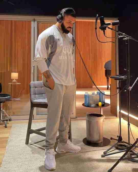 Drake NOCTA x Nike Hot Step Air Terra