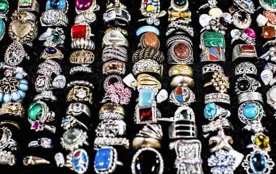 Second-hand rings