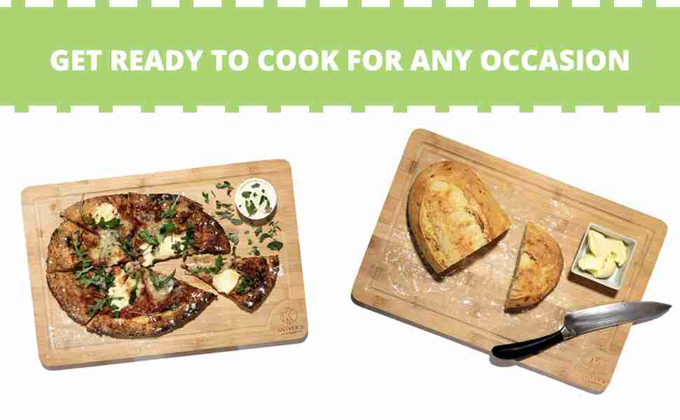 Get ready to cook for any occasion