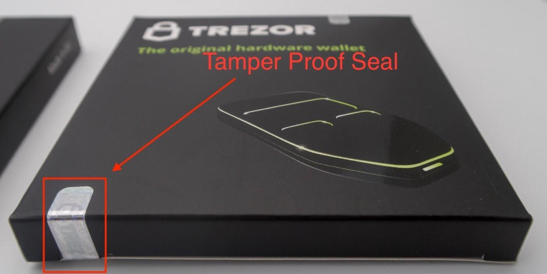 Hướng dẫn thiết lập và sử dụng ví cứng Trezor One