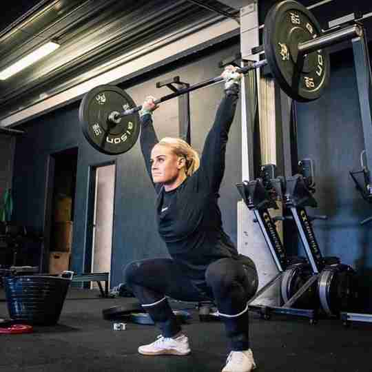 Wolverson Fitness Barbells