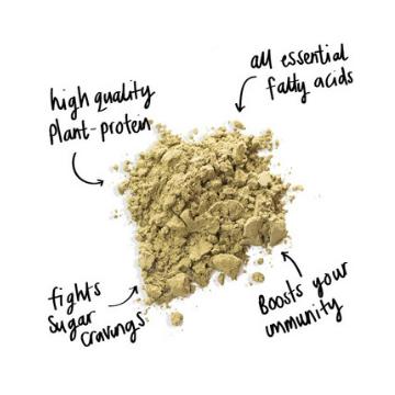 hemp protein powder benefits