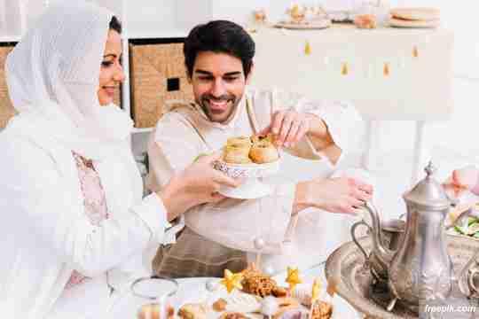 idul fitri, momen idul fitri, ide bisnis ramadan