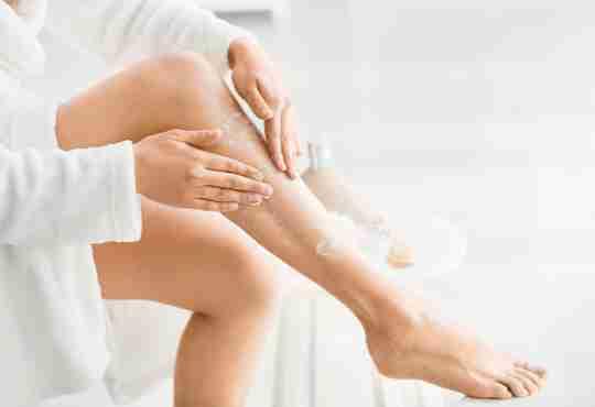 Scrub en hydrateer je huid
