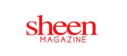 Sheen magazine logo