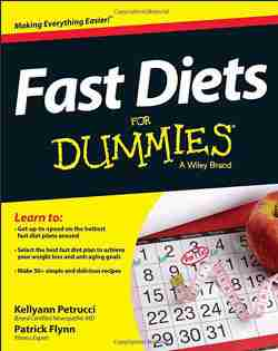 Fast Diets for Dummies Book
