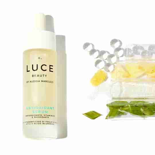 Antioxidant Serum - Pagina Antiage - Luce Beauty by Alessia Marcuzzi