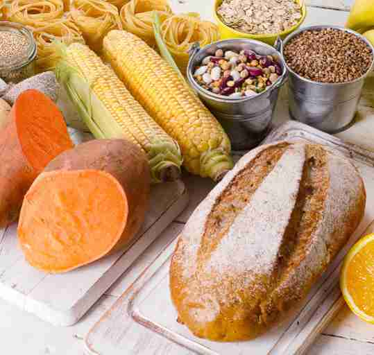 Carbohydrate source for athletes